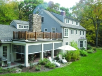 Classic New England Farmhouse