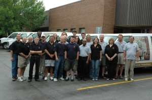 The team at Ontario Screen Solutions