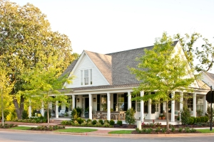 The Southern Living Idea House in Senoia, GA