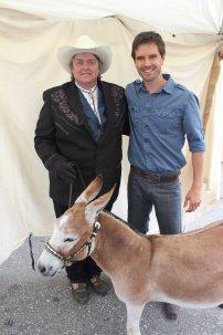 Our favorite donkey: Little Redman