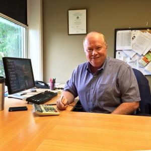 Andrew, our Senior Finance Manager