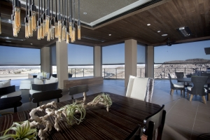 Executive motorized screens by Phantom offer the best of outdoor living at the touch of the button
