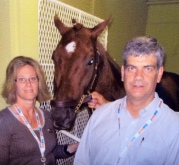 Me, my husband and the horse: I'll Have Another