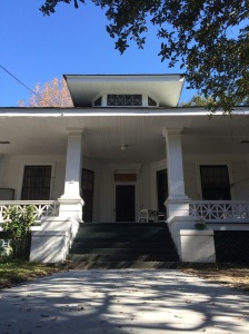 My Southern home from home - and bucket list item #67