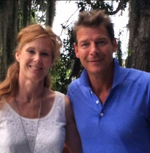 Yup - I got to meet Ty Pennington!