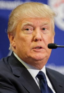 Oh Donald. Your hair.