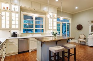 Southern Romance kitchen