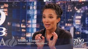 Shaila Visser, Alpha Canada