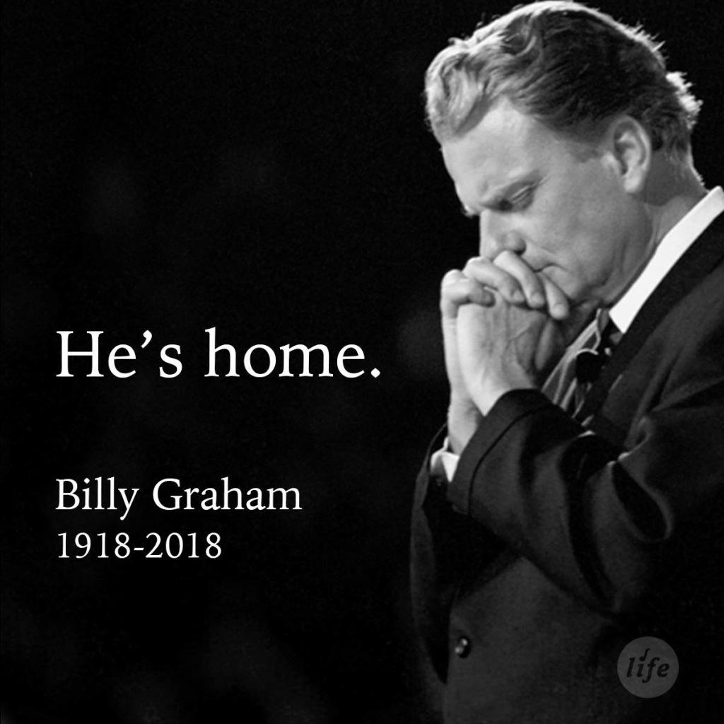 Billy Graham phantom screens
